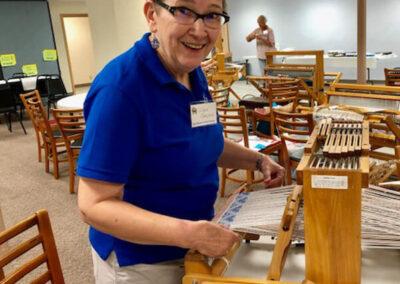 Tied Weaves Workshop Sept 2018